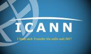 Từ hôm nay, chính sách transfer tên miền mới của ICANN bắt đầu có hiệu lực