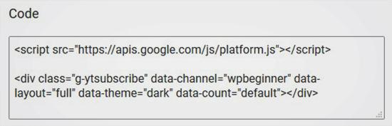 copy-code-ytsubscribe