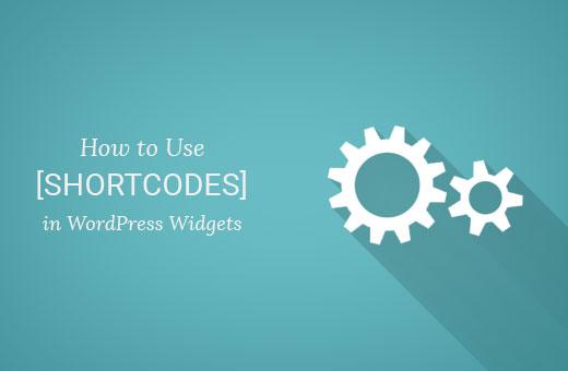 widgetsshortcodes