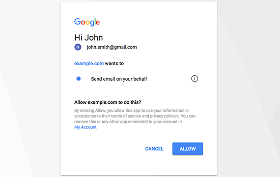 allowgmail