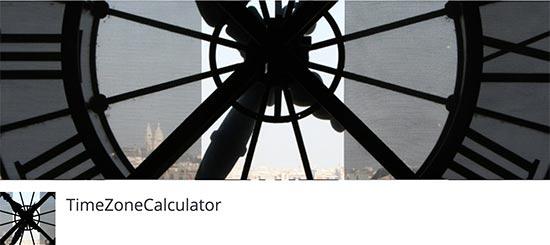 timezonecalc