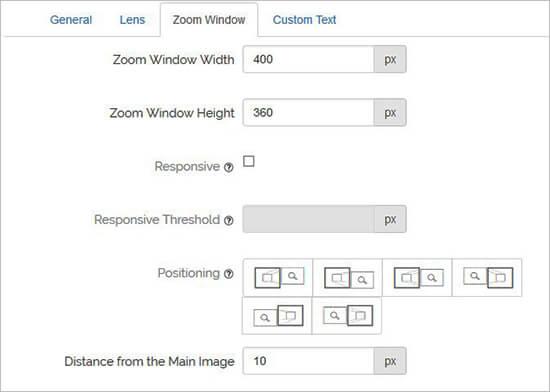 zoom-window-configuration