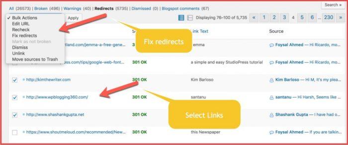 Fix-redirects-in-WordPress