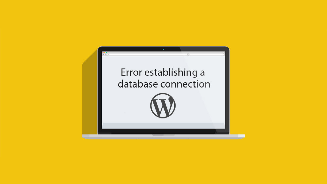 error-establishing-database-connection