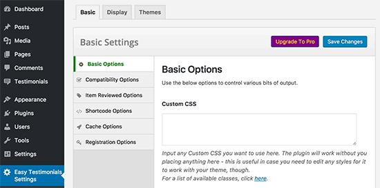 et-settings