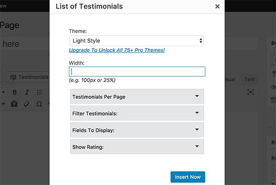 filtershortcode