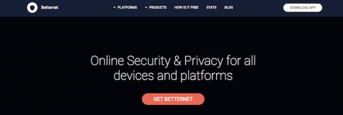 Betternet-VPN