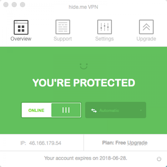 HideMe-Protected