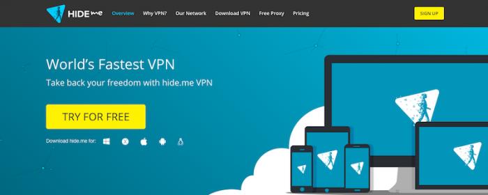 HideMe-VPN