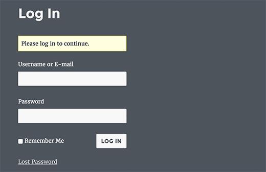 tml-login