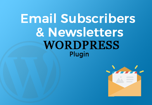 Email-Subscriber-and-Newsletter