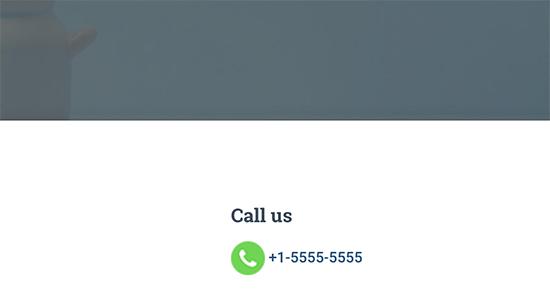 callbuttonplain