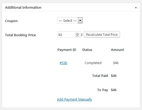 Add-payment-manually