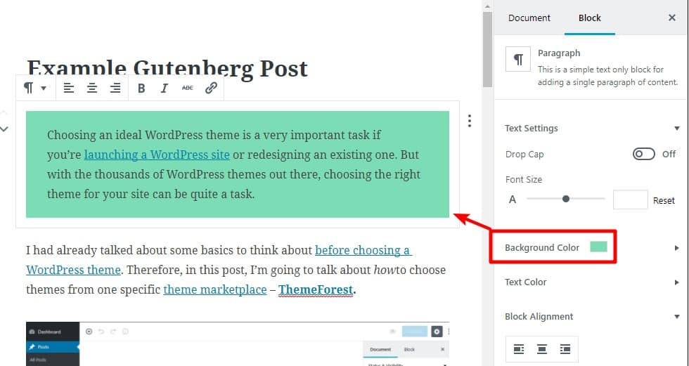 how-to-use-wordpress-gutenberg-editor-10