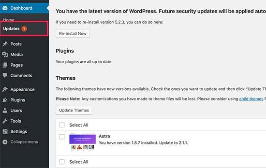 domain management wordpress plugin