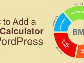 How-to-addbmi-calculator-in-wordpress